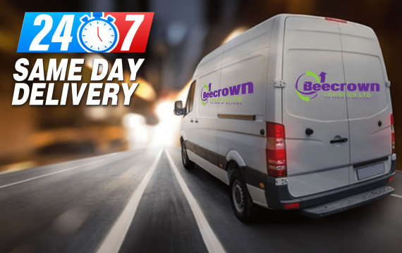 Same Day Courier Delivery UK