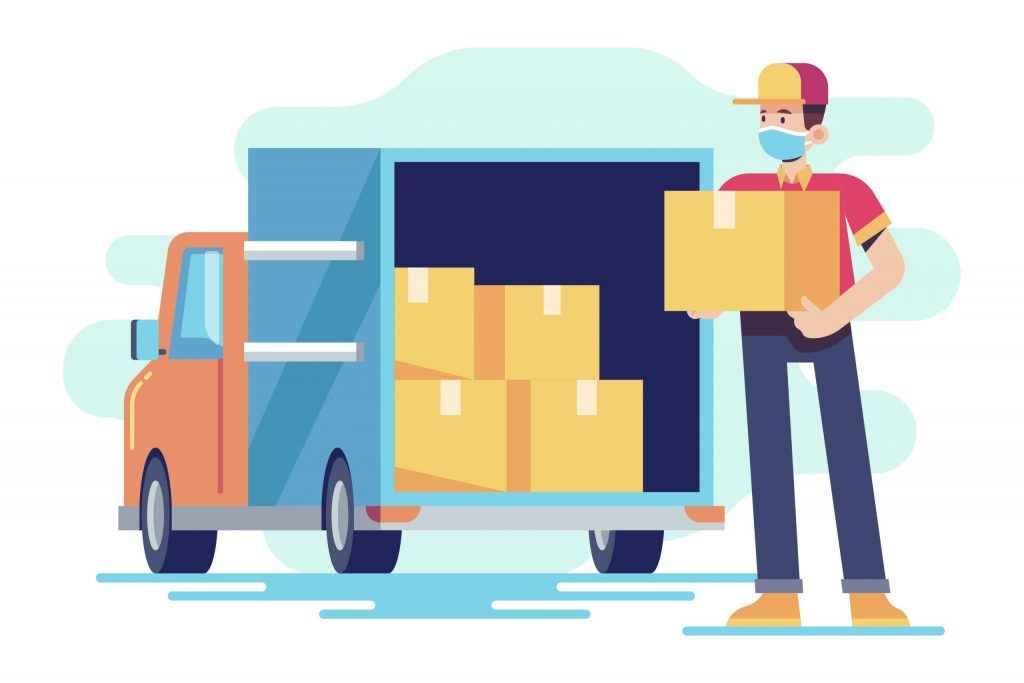 Door to Door Shipping