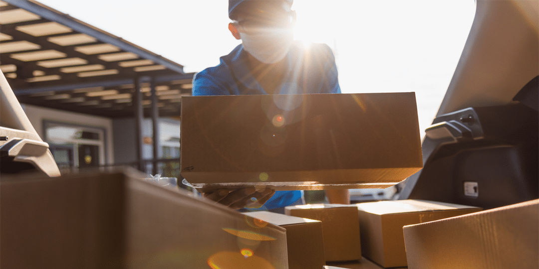 Parcel Shipping Main